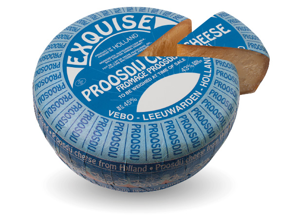 Proosdij cheese blue