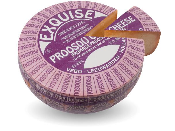 Proosdij cheese purple