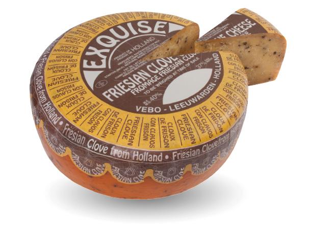 Friesian clove cheese