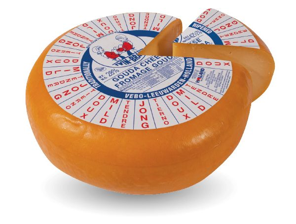 Gouda cheese mild