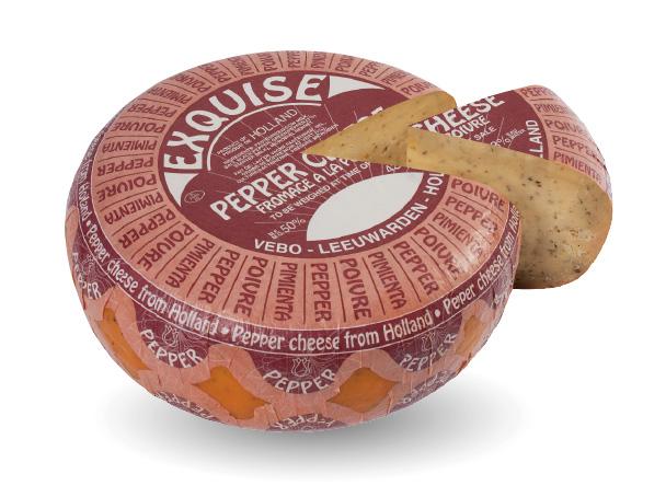 Peppercorn cheese