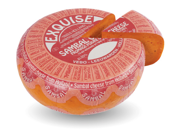 Sambal cheese